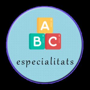 Bloc d'especialitats
