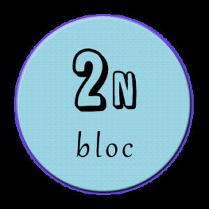Bloc de 2n